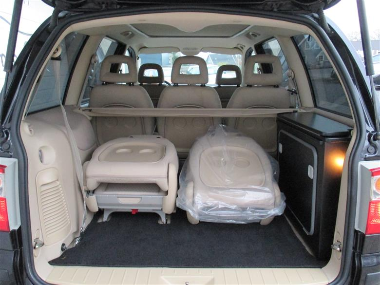 Ford Galaxy Camper Conversion >> Bergmannbiler.dk